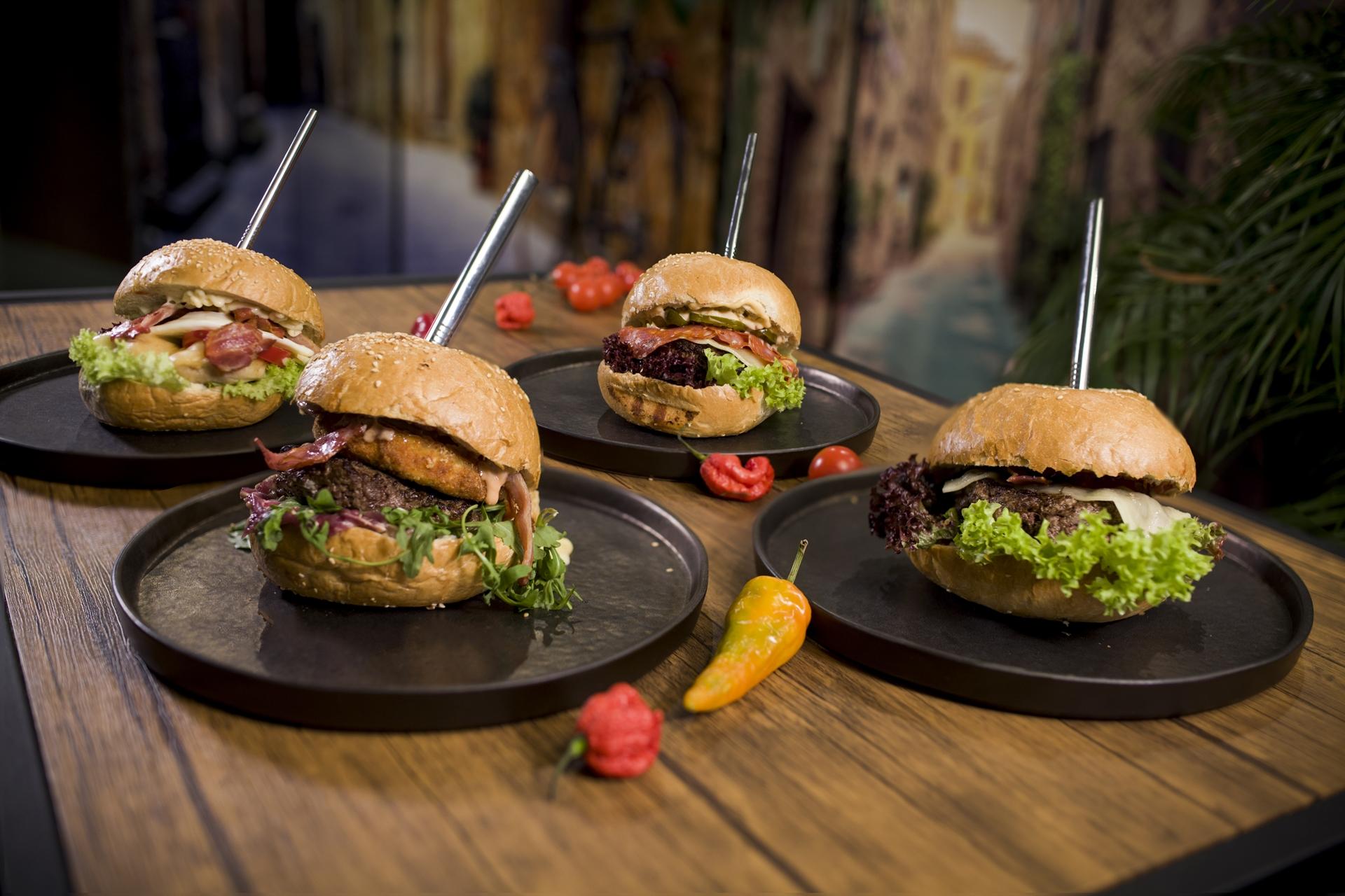 Burger 10v